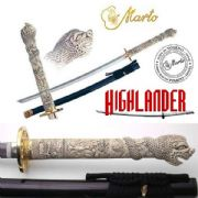 The Official Marto Highlander Katana of Connor MacLeod
